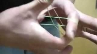 Repeat youtube video セロがやった輪ゴムの貫通マジック