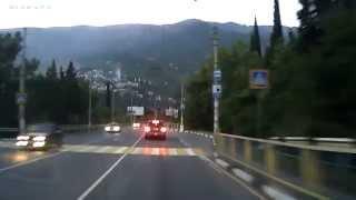 проезд к отелю со стороны Симферополя(Гости часто задают вопрос - Как проехать к Отелю Анна? Я надеюсь, что это видео поможет, въезжающему в город..., 2015-10-05T14:59:43.000Z)