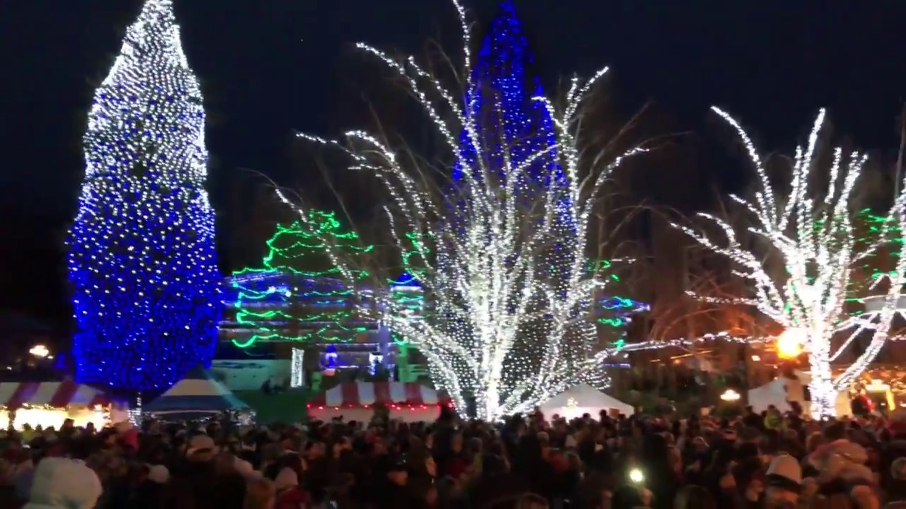 leavenworth wa christmas lighting 2017