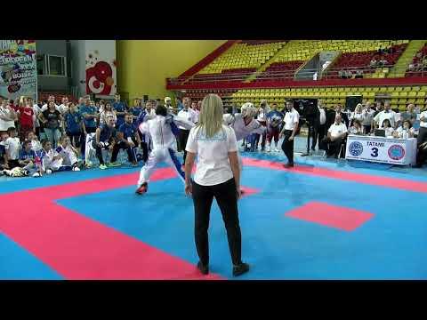 Hungary v Italy Junior Team Event WAKO European Championships 2017