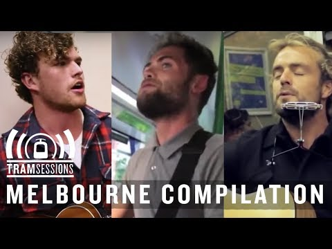 Tram Sessions in Melbourne ft. Vance Joy, Passenger, The Growlers, Xavier Rudd, SIX60 & more!