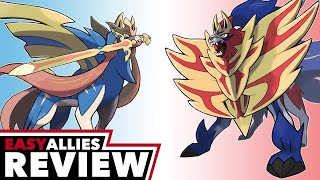 Pokémon Sword and Shield - Easy Allies Review (Video Game Video Review)