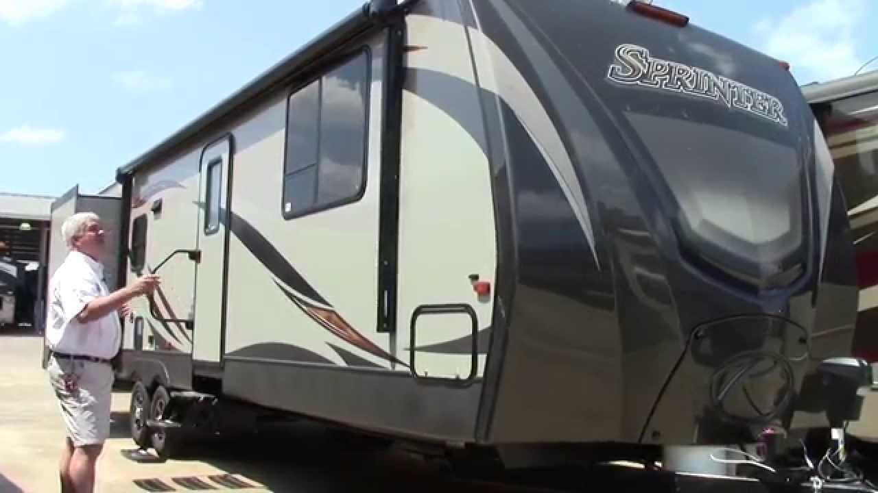 Creative New 2016 Keystone Sprinter 299RET Travel Trailer RV
