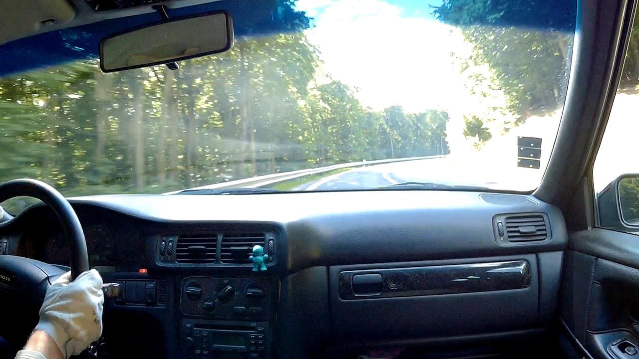 Pezinska baba 2020 Volvo V70 TDI onboard - YouTube