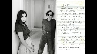 """Mazzy Star - CANDLE (formerly mis-titled """"It's a Shame"""") - Live '90, rare (unreleased) song +lyrics"""