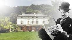 Charlie Chaplin Museum ,Mansion house Switzerland part 1