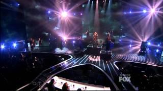The X Factor 2011 USA   Movie Night   Top 11    Josh Krajcik