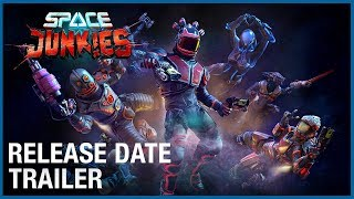 Space Junkies: Full Metal Piano - Release Date Trailer | Ubisoft [NA]