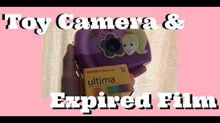 Toy Camera & Expired Film Shoot
