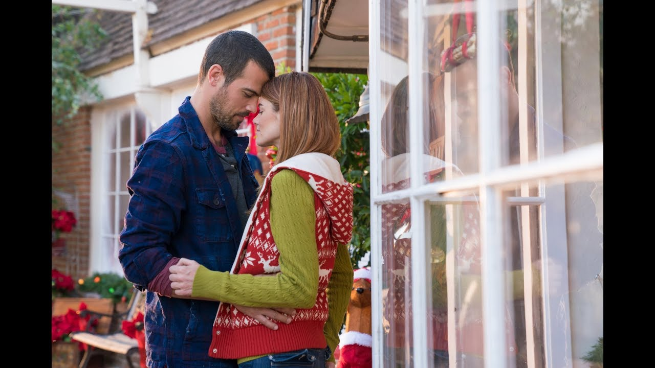 Download Official Trailer! Passionflix presents The Trouble with Mistletoe by Jill Shalvis