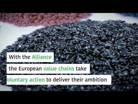 GCR Group joins The Circular Plastics Alliance! This alliance aims...
