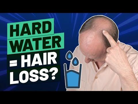 Hard Water And Hair Loss: How To Treat It!