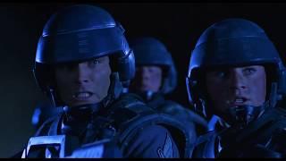 First Battle Scene   Starship Troopers (1997)