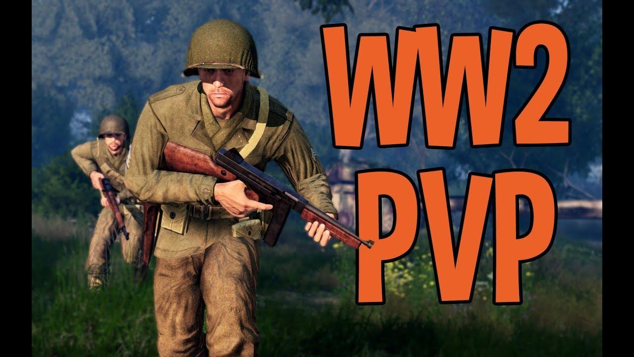 WW2 RUSH PvP - ArmA 3 - ArmAfield 44