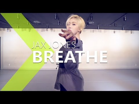 Jax Jones - Breathe (Visualiser) ft. Ina Wroldsen / HANNA Choreography .