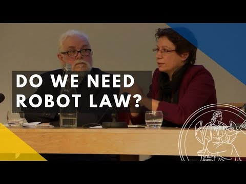 Do we need robot law? A British Academy panel discussion