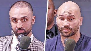 Paulie Malignaggi vs. Artem Lobov FULL FINAL PRESS CONFERENCE | Bare - Knuckle Boxing