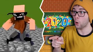 NOWY MINECRAFT 2020 - Minecraft Animacje