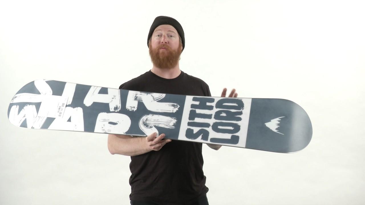 star wars snowboard