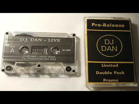 DJ Dan - Live Promo Mix (Tape 2)