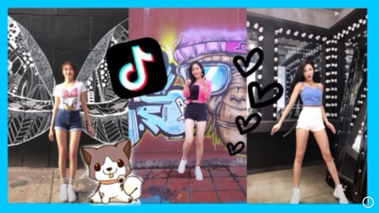 Tik Tok china ❤️ top 5 cô gái nhảy đẹp nhất tiktok #2