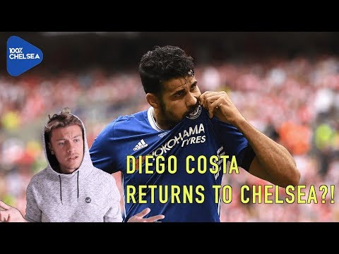 DIEGO COSTA RETURNS?! || DIEGO COSTA UPDATE VIDEO!