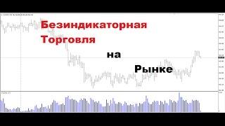 Безиндикаторная Торговля на Форекс/Как Понять Движение Цены и Объема на Форекс(стратегия форекс)