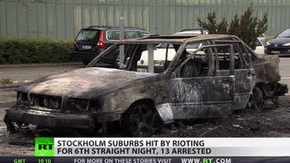 Paradise Lost? Immigrants fuel violent scuffles in Sweden