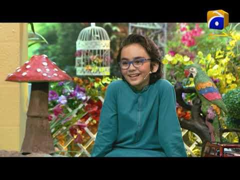 Shees Aur Allama Sahab   Episode 01   Shees Sajjad Gul   Allama Kokab Noorani   6th May 2020