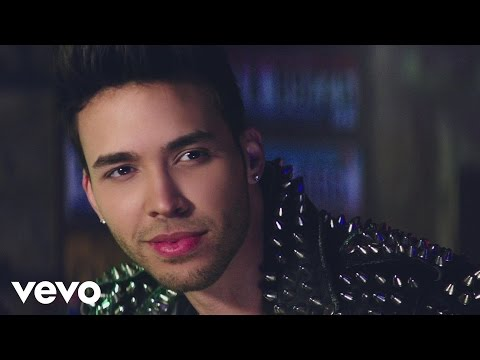 Prince Royce - Culpa al Corazón (Official Video)
