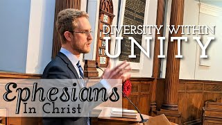 Diversity within Unity -- Ephesians 4:7-13 -- Evening Worship -- 14th February 2021