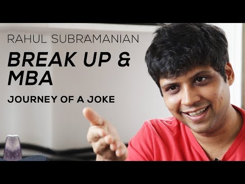Journey Of A Joke feat. Rahul Subramanian