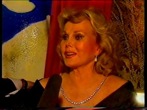 Zsa Zsa Gabor - Interview 1989