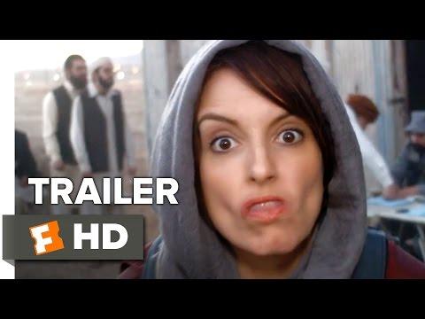 Whiskey Tango Foxtrot Official Trailer #2 (2016) - Tina Fey, Billy Bob Thorton Comedy HD