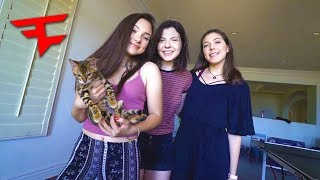 Download Video MY LITTLE SISTERS VISIT THE FAZE HOUSE!! MP3 3GP MP4
