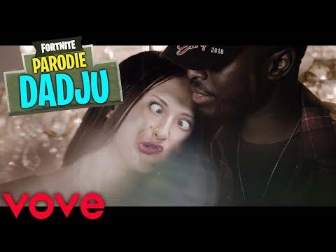 DADJU - Jaloux (parodie fortnite)