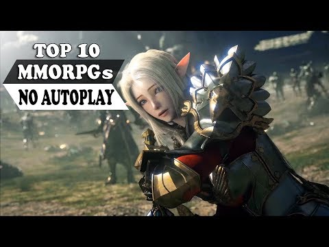 Top 10 MMORPG Games For Android & IOS 2019 | No Autoplay