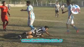 Liga Andalgalense de Futbol - Rivadavia vs Racing (Anual 2016 - 4º Fecha Vuelta)