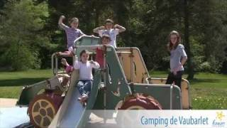 Camping de Vaubarlet ***