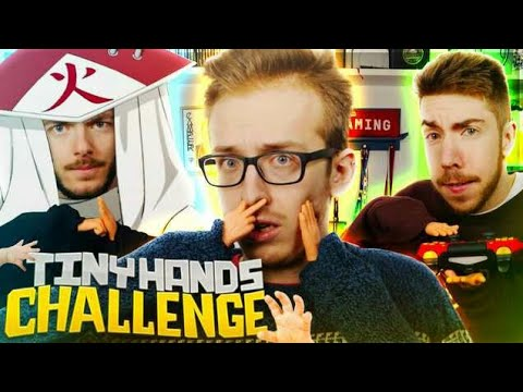 TINY HANDS CHALLENGE /w iNoob