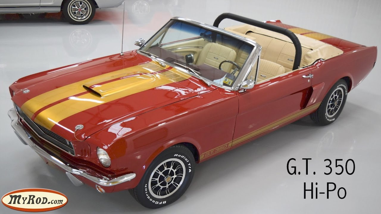 1966 Shelby Gt350 Mustang Convertible Best Tribute In Existence Myrod