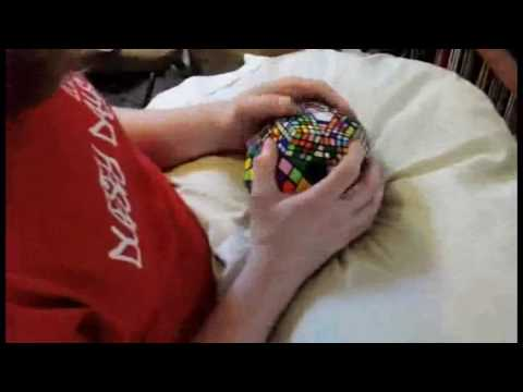 JAMmed Petaminx Solve Time-lapse