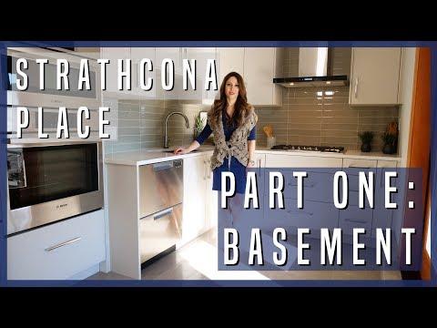 Indoor/Outdoor Kitchen Design and Basement Renovation in North Vancouver Part 1