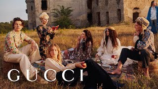 Harry Styles In Gucci Mémoire D'une Odeur   The Campaign Film