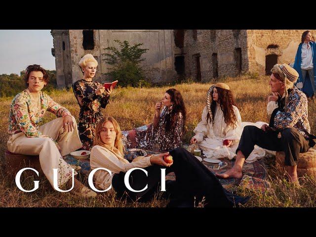 Gucci: Mémoire d'une Odeur