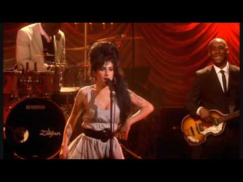 Amy Winehouse - Monkey Man - Live HD