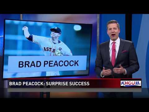 Brad Peacock: Surprise success