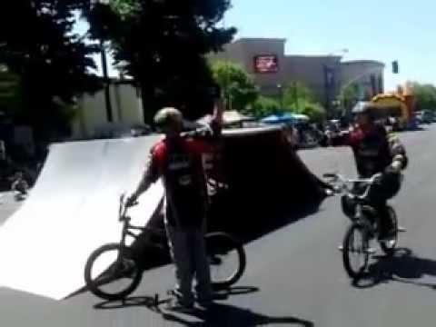 BMX PROS MODESTO CA MAY 19 2012