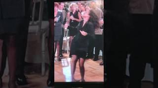 Elaine dance doggie style