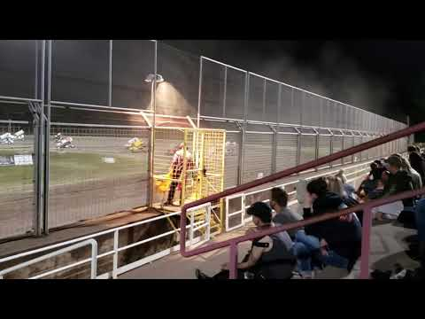 Southern Oregon Speedway 5/4/19 Sprint cars
